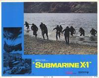 Submarine X-1 - 11 x 14 Movie Poster - Style G