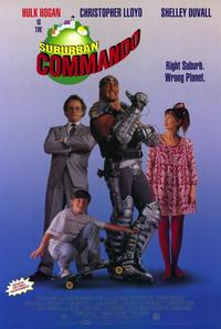 Suburban Commando - 11 x 17 Movie Poster - Style A