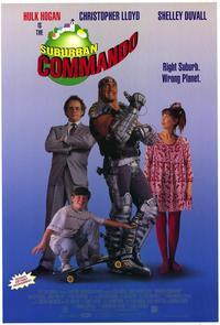 Suburban Commando - 27 x 40 Movie Poster - Style A