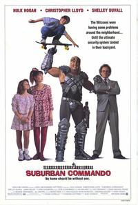 Suburban Commando - 27 x 40 Movie Poster - Style B