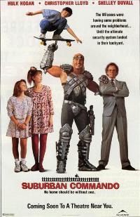 Suburban Commando - 11 x 17 Movie Poster - Style C