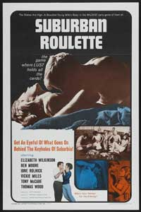 Suburban Roulette - 11 x 17 Movie Poster - Style A