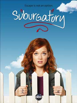 Suburgatory (TV) - 43 x 62 TV Poster - Style A