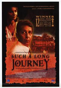 Such a Long Journey - 27 x 40 Movie Poster - Style A