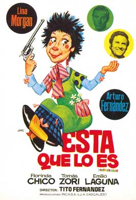Such As You Are - 27 x 40 Movie Poster - Spanish Style A