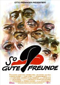 Such Good Friends - 11 x 17 Movie Poster - German Style A