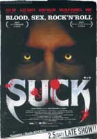 Suck - 11 x 17 Movie Poster - Japanese Style A