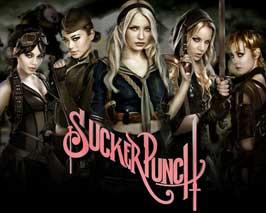 Sucker Punch - 11 x 14 Movie Poster - Style B
