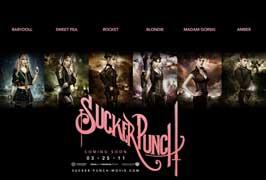 Sucker Punch - 11 x 17 Movie Poster - Style J