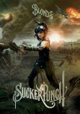 Sucker Punch - 11 x 17 Movie Poster - Style U