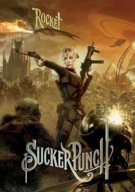 Sucker Punch - 11 x 17 Movie Poster - Style W