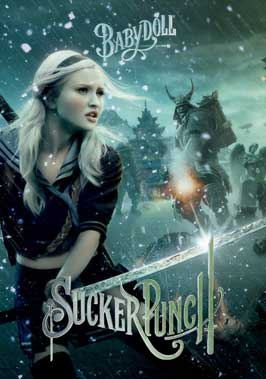 Sucker Punch - 11 x 17 Movie Poster - Style Z