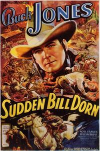 Sudden Bill Dorn - 11 x 17 Movie Poster - Style A