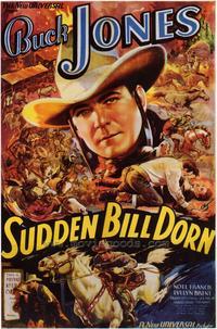 Sudden Bill Dorn - 27 x 40 Movie Poster - Style A