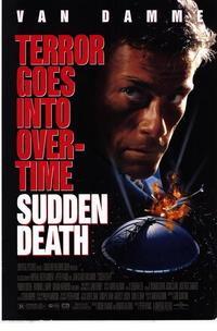 Sudden Death - 11 x 17 Movie Poster - Style B