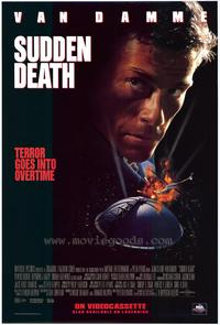 Sudden Death - 27 x 40 Movie Poster - Style A
