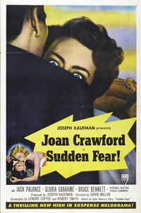 Sudden Fear - 11 x 17 Movie Poster - Style B