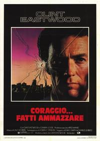 Sudden Impact - 11 x 17 Movie Poster - Italian Style A
