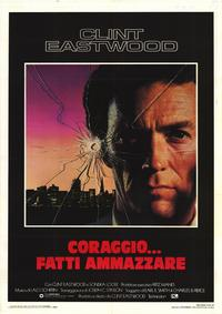 Sudden Impact - 27 x 40 Movie Poster - Italian Style A