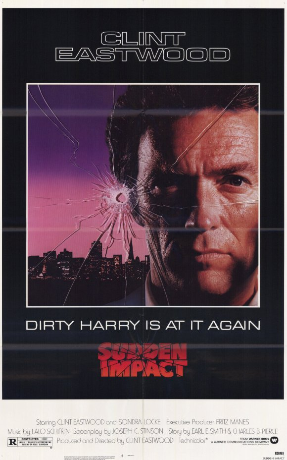 Sudden Impact Movie Posters From Movie Poster Shop
