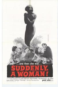 Suddenly a Woman - 11 x 17 Movie Poster - Style A