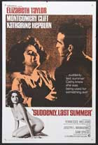 Suddenly, Last Summer - 43 x 62 Movie Poster - Bus Shelter Style A
