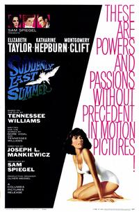 Suddenly, Last Summer - 11 x 17 Movie Poster - Style A