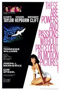 Suddenly, Last Summer - 27 x 40 Movie Poster - Style A