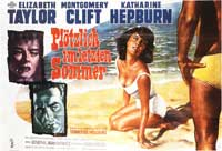 Suddenly, Last Summer - 11 x 17 Movie Poster - German Style A