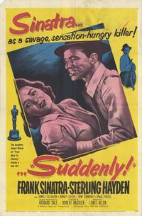 Suddenly - 11 x 17 Movie Poster - Style A