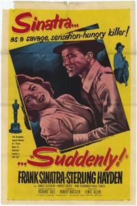 Suddenly - 27 x 40 Movie Poster - Style A