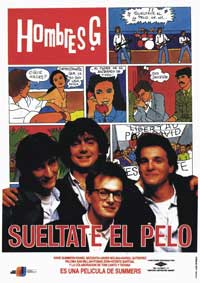 Sueltate el pelo - 11 x 17 Movie Poster - Spanish Style A