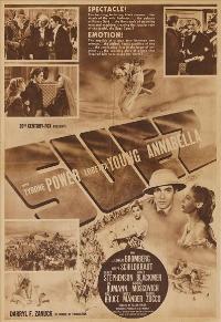 Suez - 27 x 40 Movie Poster - Style C