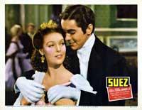 Suez - 11 x 14 Movie Poster - Style C