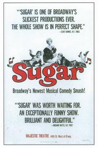 Sugar (Broadway) - 11 x 17 Poster - Style A