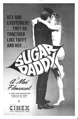 Sugar Daddy - 27 x 40 Movie Poster - Style A