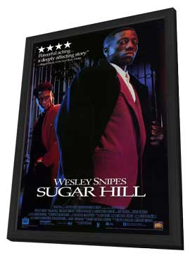 Sugar Hill - 27 x 40 Movie Poster - Style A - in Deluxe Wood Frame