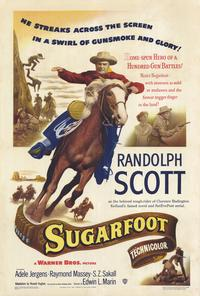 Sugarfoot - 27 x 40 Movie Poster - Style A