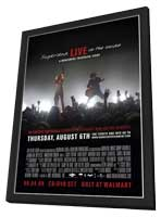 Sugarland: Live on the Inside - 27 x 40 Movie Poster - Style A - in Deluxe Wood Frame