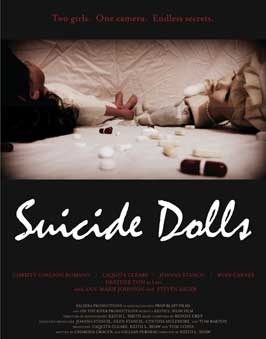 Suicide Dolls - 43 x 62 Movie Poster - Bus Shelter Style A