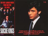 Suicide Kings - 11 x 14 Poster French Style A