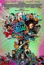 """Suicide Squad"" Movie Poster"