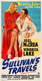 Sullivan's Travels - 20 x 40 Movie Poster - Style A