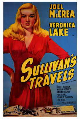 Sullivan's Travels - 27 x 40 Movie Poster - Style A