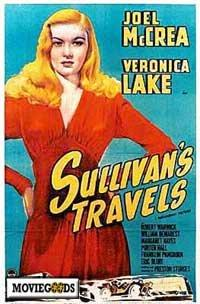 Sullivan's Travels - 43 x 62 Movie Poster - Bus Shelter Style A