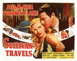 Sullivan's Travels - 11 x 17 Movie Poster - Style C