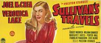 Sullivan's Travels - 14 x 36 Movie Poster - Insert Style A