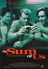 The Sum of Us - 43 x 62 Movie Poster - Bus Shelter Style A