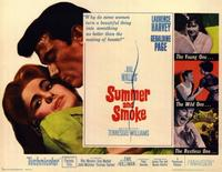 Summer and Smoke - 11 x 14 Movie Poster - Style A