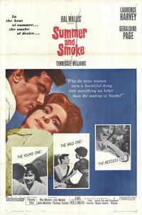 Summer and Smoke - 27 x 40 Movie Poster - Style A